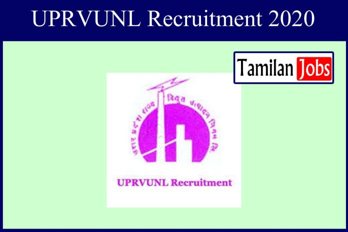 UPRVUNL Recruitment 2020 Out – 12th, Degree Candidates Can Apply For 353 AE Jobs