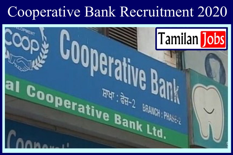 Karur Cooperative Bank Recruitment 2020 Out – Any Degree Candidates Apply For 41 Assistant Jobs