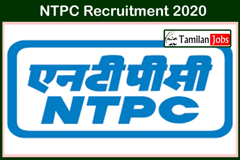 NTPC Recruitment 2020 Out – Apply Various Diploma Trainee Jobs