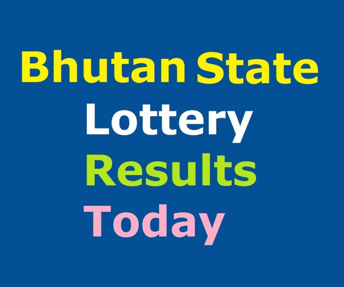 Bhutan State Lottery Result Today 4.8.2020 {Live} 11:55 AM, 4 PM, 8 PM check at bhutanstatelotteries.com