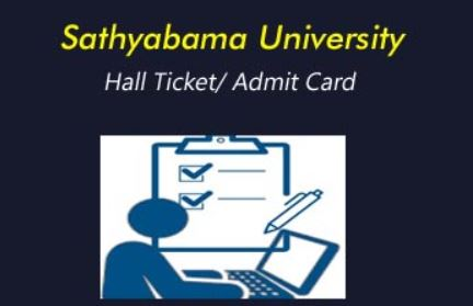 SAEEE Hall Ticket 2020 | Admit Card, Entance Exam Date OUT @ sathyabama.ac.in