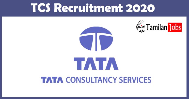 TCS Recruitment 2020: 1000 + Job Openings
