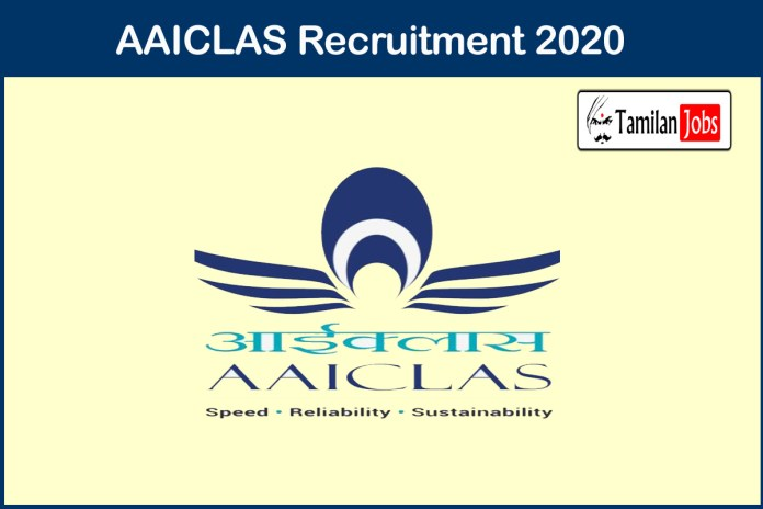 AAICLAS Recruitment 2020 Out – Apply General Manager Jobs