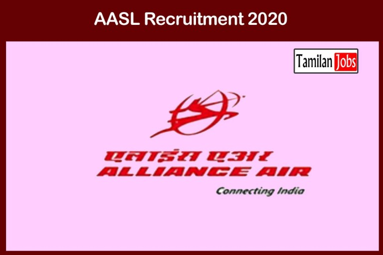 AASL Recruitment 2020 Out – Apply Medical Officer Jobs