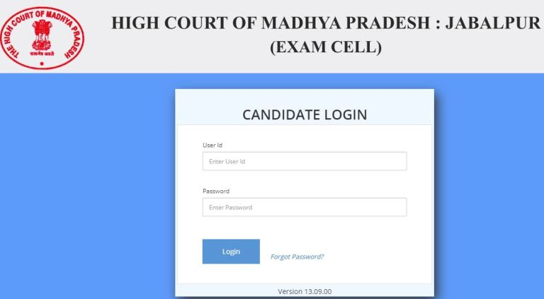 MP High Court District Judge Prelims Admit Card 2021 (OUT), MPHJS Entry Level Exam
