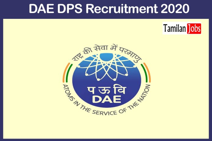 DAE DPS Recruitment 2020 Out – Apply 74 Stenographer Jobs