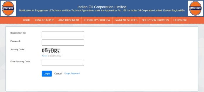 IOCL Eastern Region Apprentice Admit Card 2020 (OUT), ER Apprentice Exam Date @ iocl.com