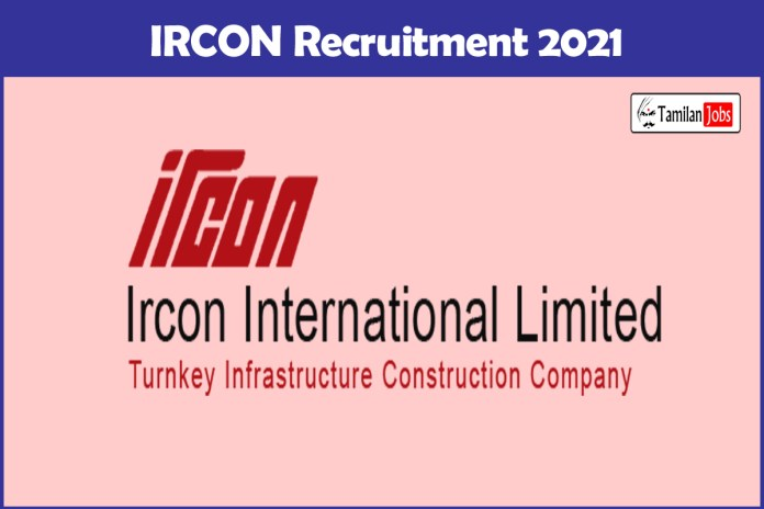 IRCON Recruitment 2021 Out – Apply Online 42 Manager Jobs