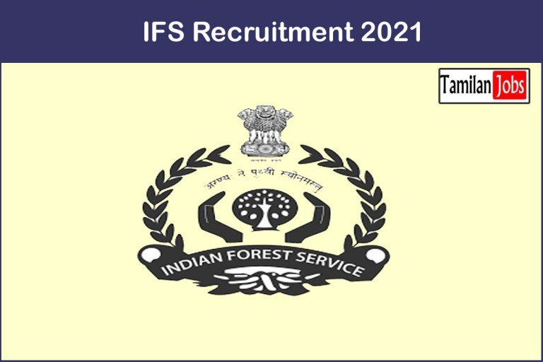 IFS Recruitment 2021 Out – Apply Various Consultant Jobs