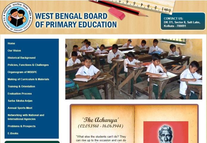 WB TET Admit Card 2021, West Bengal Teacher Eligibility Test Date (Out) @ wbbpe.org