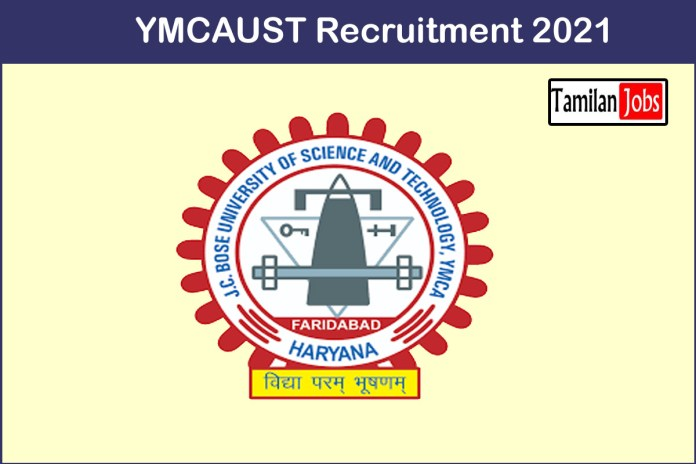 YMCAUST Recruitment 2021 Out – Apply 18 Store Keeper Jobs
