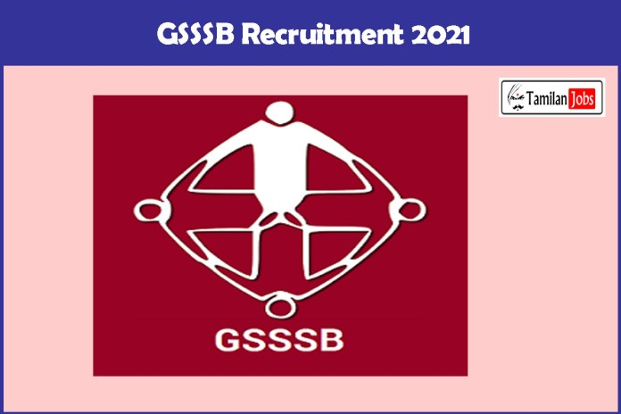 GSSSB Recruitment 2021 Out – Apply Online 673 Manager, Sanitary Inspector Jobs