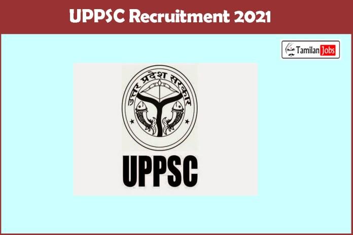 UPPSC Recruitment 2021 Out – Apply 1894 Teacher Jobs
