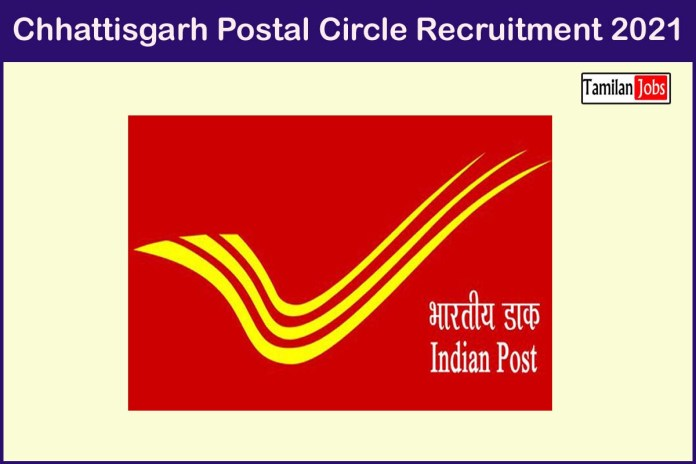 CG Postal Circle Recruitment 2021 Out – Apply 1137 GDS, BPM, ABPM Jobs