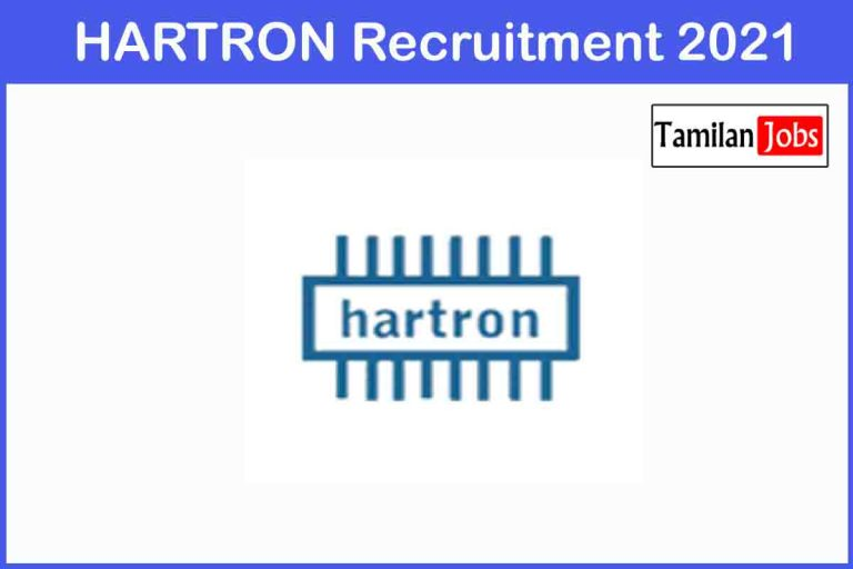 HARTRON Recruitment 2021 Out – Apply Online 310 DEO Jobs