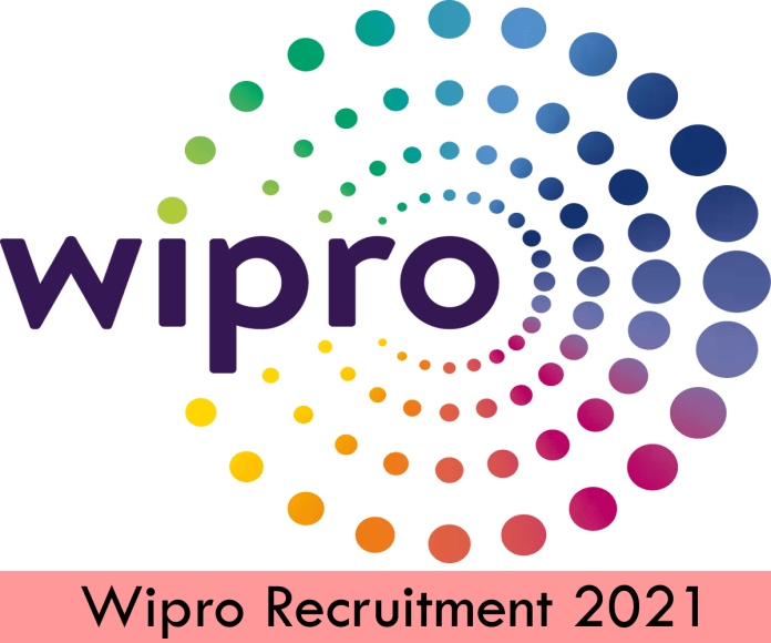 Wipro Recruitment 2021: Apply Fresher & Experienced Job Openings