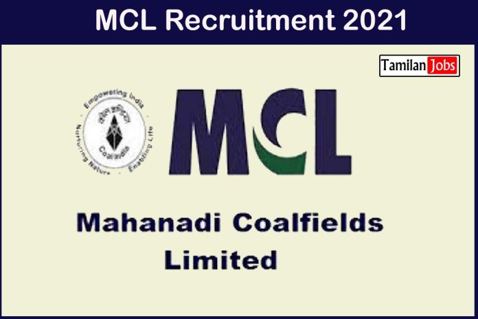 Mahanadi Coalfields Limited Recruitment 2021 Out – Apply For Revenue Inspector and Amin Jobs