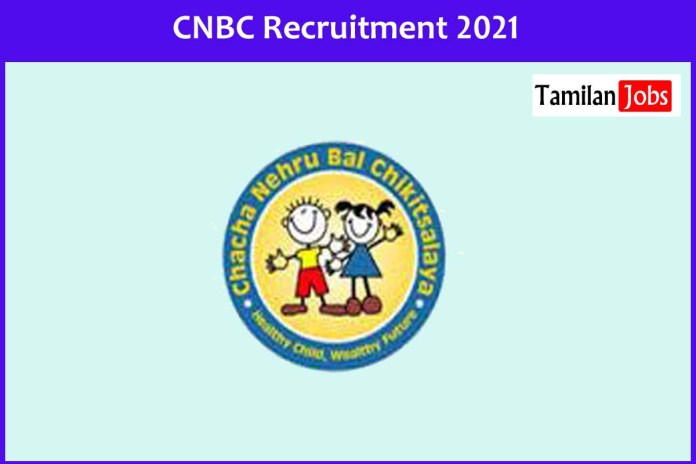CNBC Recruitment 2021 Out – Apply Walk-In For Senior Resident Jobs
