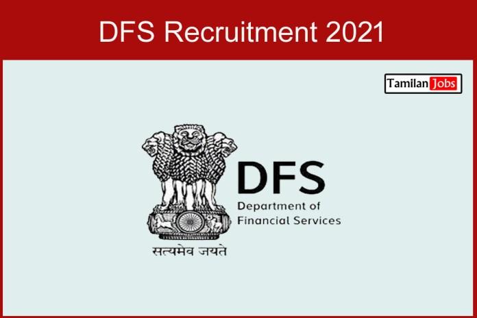 DFS Recruitment 2021 Out – Apply Offline 27 Assistant Registrar Jobs