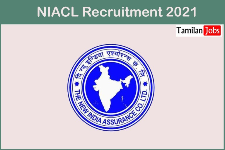 NIACL Recruitment 2021 Out – Apply Online 300 Administrative Officer Jobs