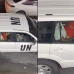 இஸ்ரேல் : ஓடும் காரில் உடலுறவு வைத்து கொண்ட அதிகாரி