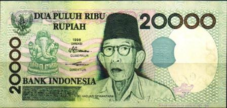 indonesian-currency
