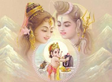 lords-vinayaka-shankara-parvati