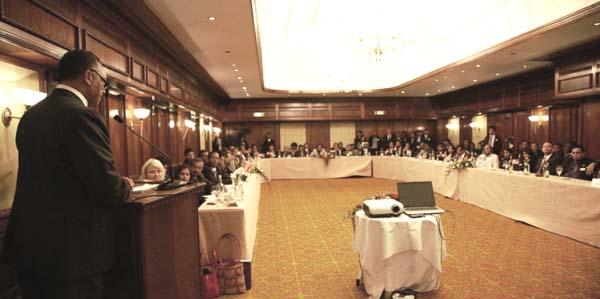 World Tamils Forum London Conference - Jesse Jackson