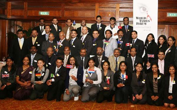 World Tamils Forum London Conference - Participants