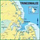 Map of Trincomalee