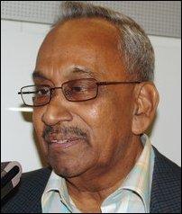 Mr. Joseph Pararajasingham