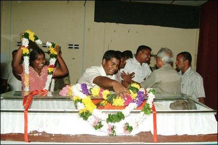 Sivanesan MP tribute event