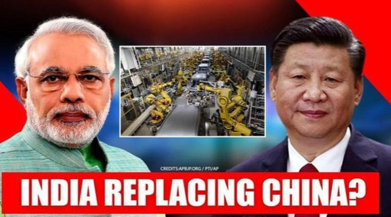 EXIT CHINA - Can India Do it?