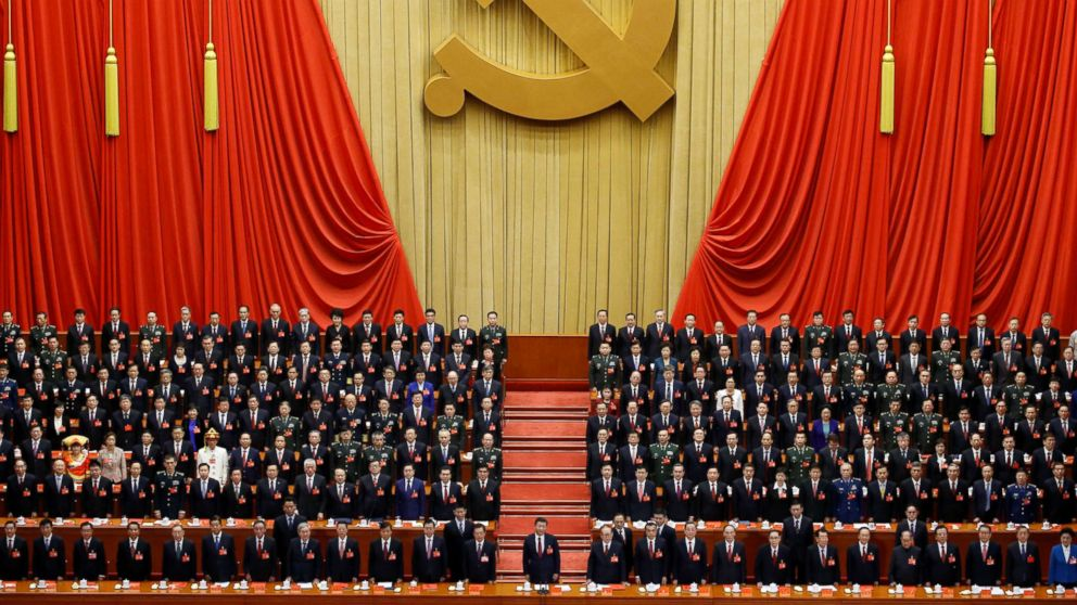 China wants to Rule the world - China Plan 2049
