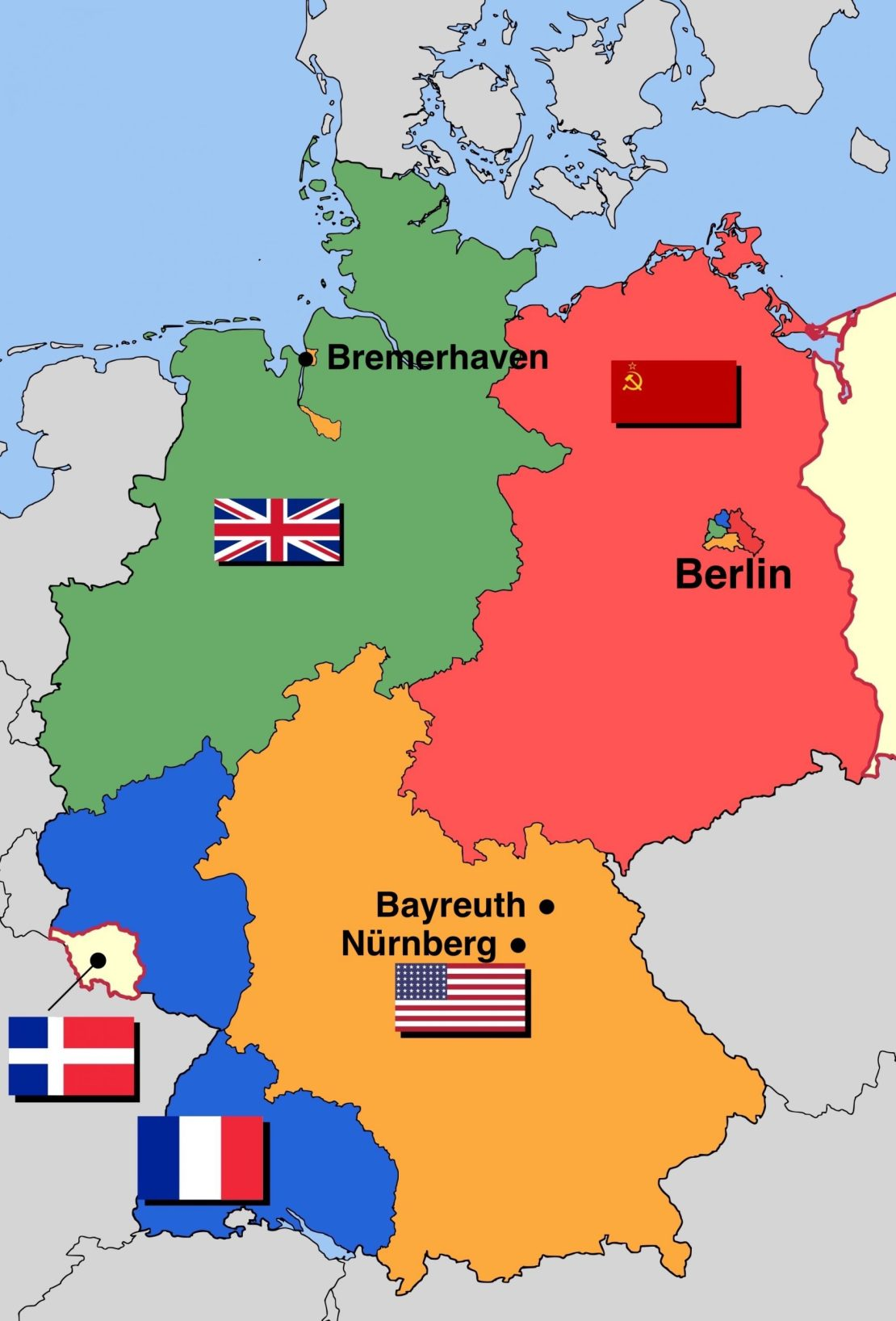 Germany's Downfall - The Berlin Wall | East & West Germany