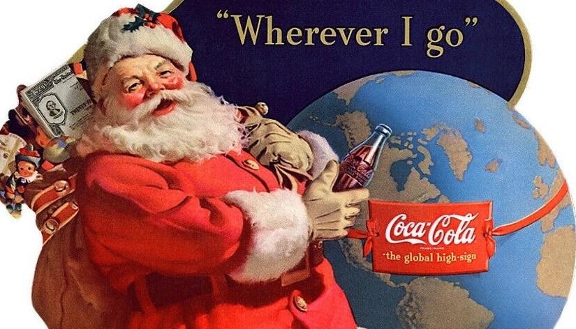 Dumping Santa