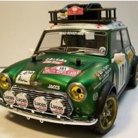 Mini Monte Carlo Rally Roof Rack - General discussions ...