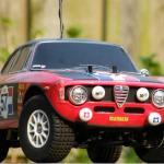 58307 Alfa Romeo Giulia Sprint Gta From Case1 Showroom Giulia Rally Wrecked Tamiya Rc Radio Control Cars