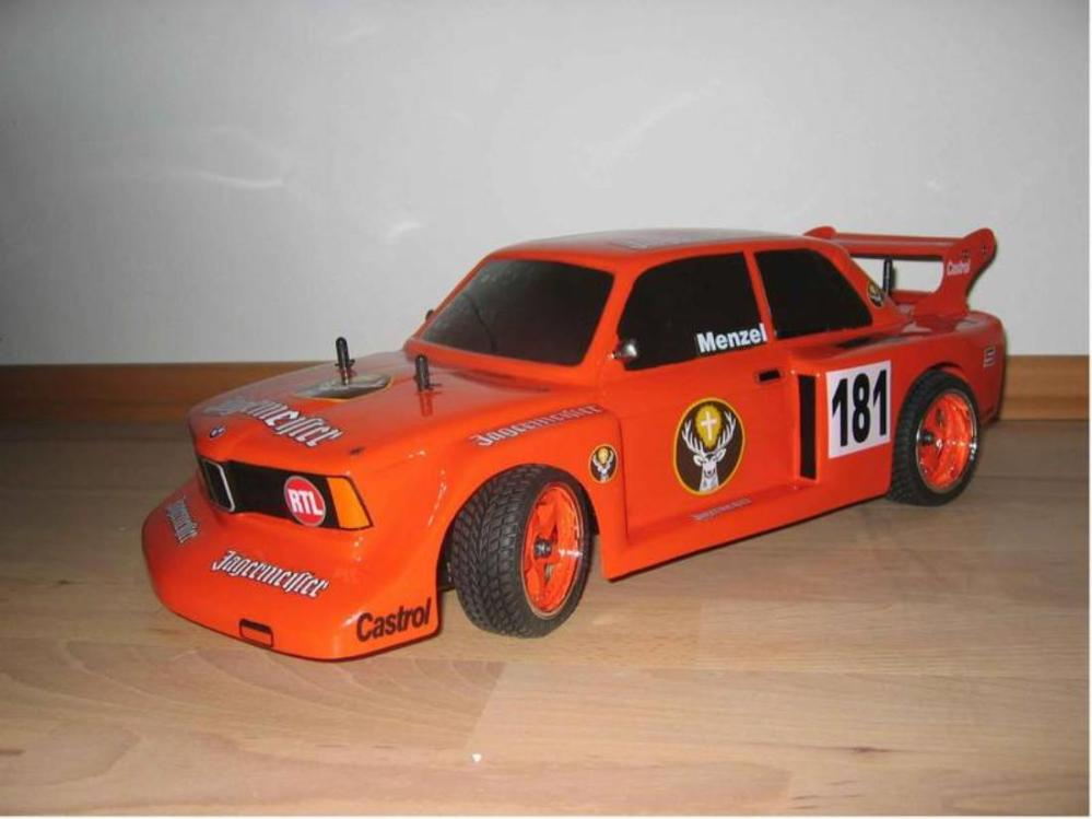 medium resolution of  equipted with no limit speed control and a bluster engine 26 mm front and 32 mm rear wheels it s a tamiya tl01 chassis with a carson bmw 320i gr5 body