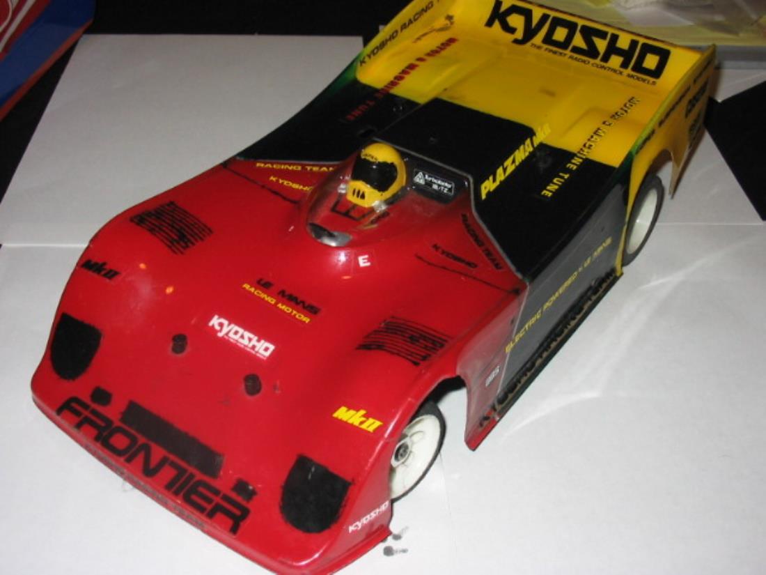 99998: Kyosho from john45677 showroom. kyosho plazma MKII - Tamiya RC & Radio Control Cars