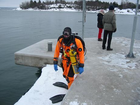 Tech Diver skills