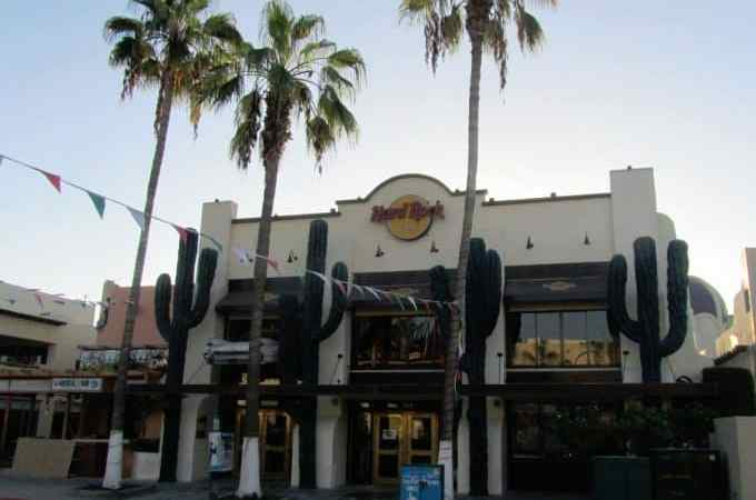 Hard Rock Café Cabo San Lucas