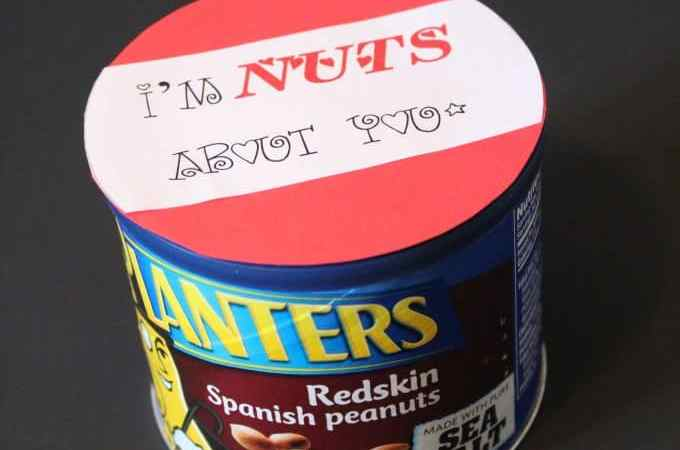 I'm Nuts About You Valentine