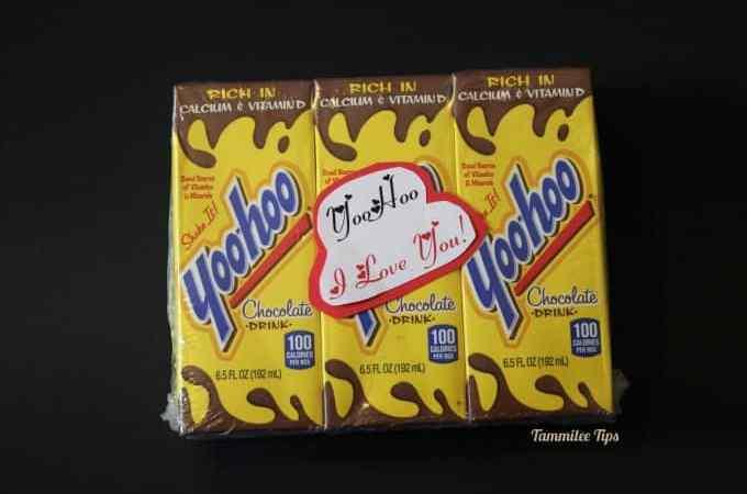 Yoo Hoo I Love You! Valentine's Day Gift