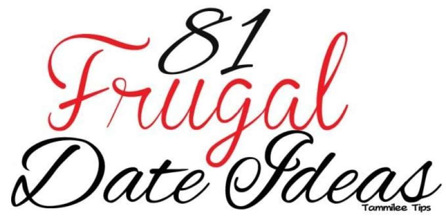 81 Frugal Date Ideas