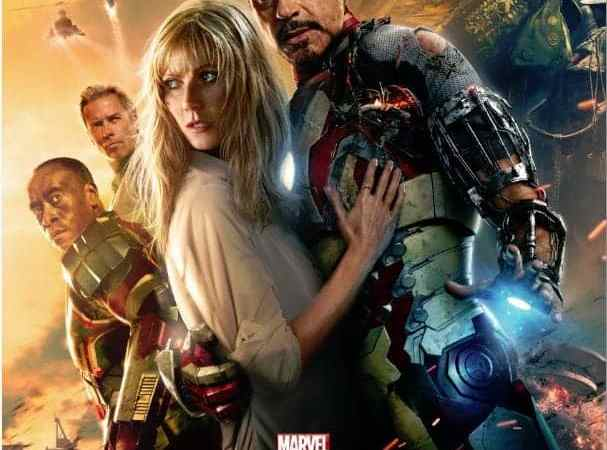 Iron Man 3 Movie hits US theaters today and it is amazing! #IronMan3Event