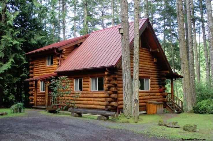 Lakedale Resorts 2 bedroom cabin