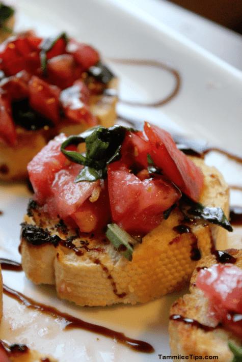 Super Easy Bruschetta Recipe