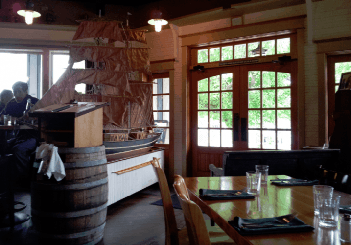 Cask and Schooner Restaurant