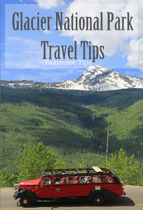Practical Travel Tips for visiting Glacier National Park!